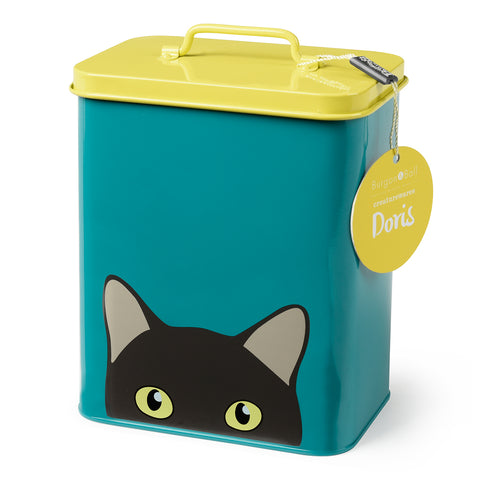 """Doris"" Cat Tin"
