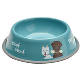 """The Rabble"" Dog Bowl"