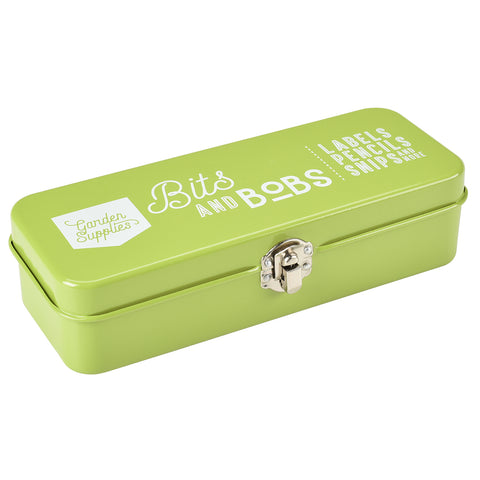 Bits and Bobs Storage Tin - Gooseberry