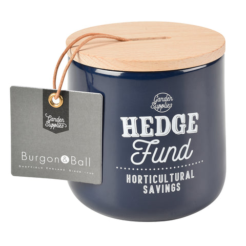 Hedge Fund Money Box - Atlantic Blue