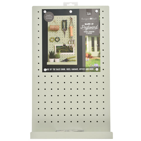 Hang It Pegboard - Sage