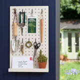Hang It Pegboard - Stone