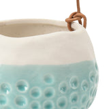 'Baby Dotty' Hanging Pot