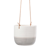 'Ripple' Hanging Pot