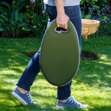 Kneelo® memory foam garden kneeler by Burgon & Ball