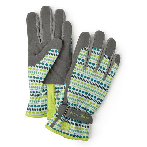 Love The Glove - Green Seed. Size M/L