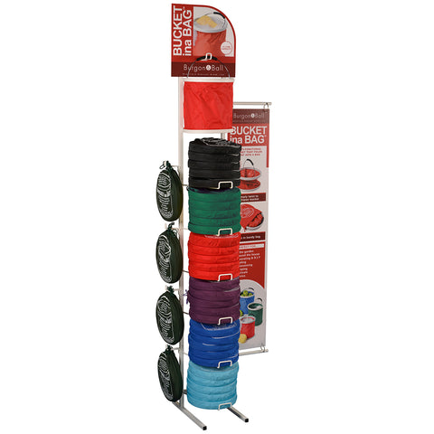 Bucket ina Bag Display Stand