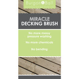 Miracle Decking Brush Display Stand