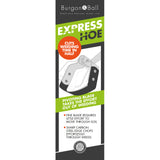 Express Hoe display stand by Burgon & Ball