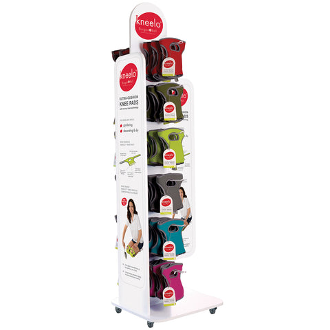 Kneelo® Knee Pads Display Stand