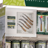 Display Box for RHS Endorsed Knives