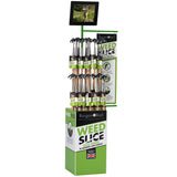 Weed Slice Display Stand