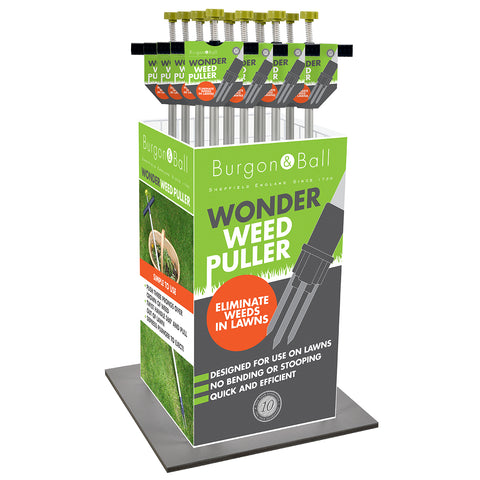 Wonder Weed Puller Display Stand