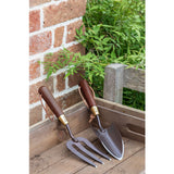 National Trust made by Burgon & Ball hand fork for gardening