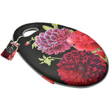 Kneelo® memory foam garden kneeler in RHS 'British Bloom' design by Burgon & Ball