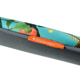 Kneelo® memory foam garden kneeler in RHS 'Flora and Fauna' design, by Burgon & Ball