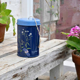 RHS Gifts for Gardeners British Meadow twine in a tin by Burgon & Ball