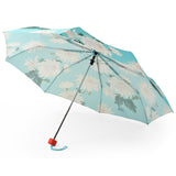 Chrysanthemum Compact Umbrella