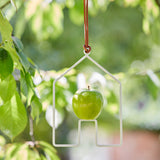 Sophie Conran for Burgon & Ball apple bird feeder  - house design