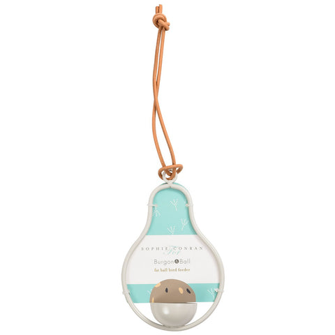 Sophie Conran for Burgon & Ball fat ball feeder - pear