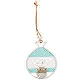 Sophie Conran for Burgon & Ball fat ball feeder - pomegranate