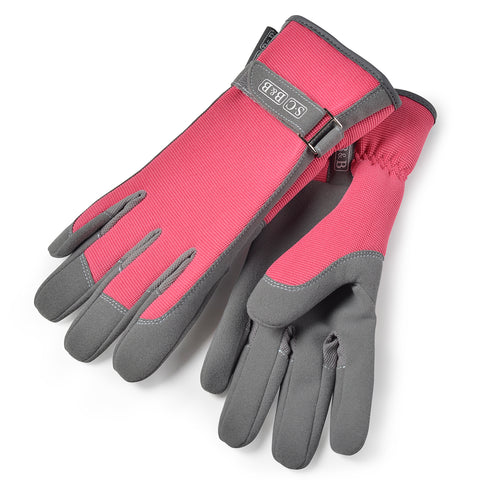 Sophie Conran Gloves - Raspberry