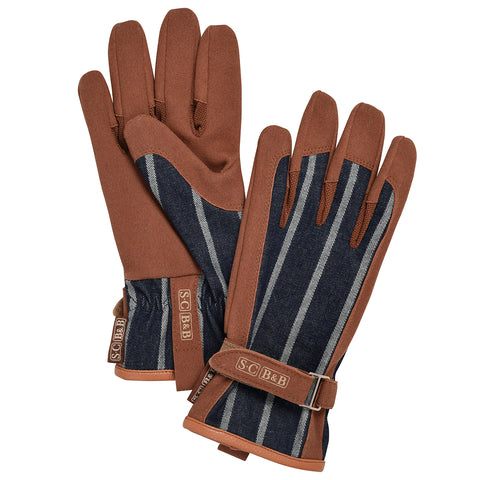 Sophie Conran Everyday Gloves - Ticking