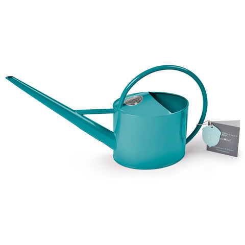 Sophie Conran for Burgon & Ball indoor watering can - sea green