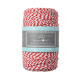 Sophie Conran for Burgon & Ball striped red twine