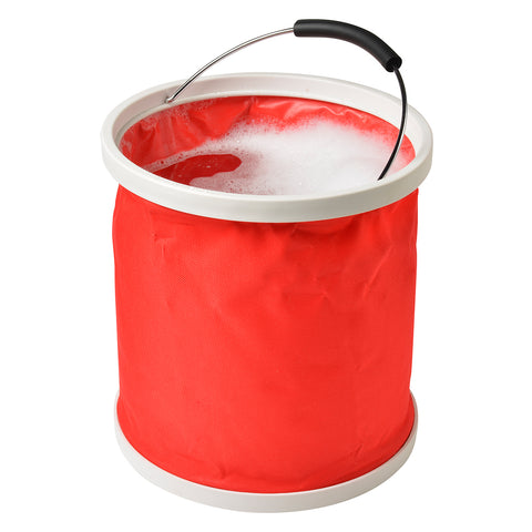 Red Bucket ina Bag