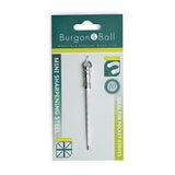 Burgon & Ball miniature sharpening steel, aluminium handle