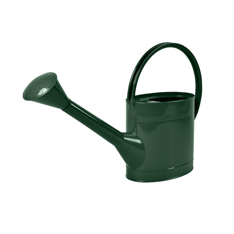 Burgon & Ball Waterfall 5L watering can - British racing green