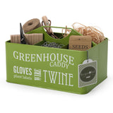 Greenhouse Caddy - Lime Green