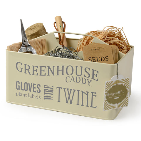 Greenhouse Caddy - Jersey Cream