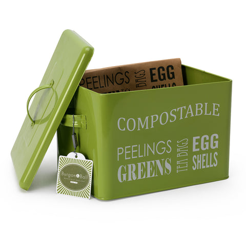Compost Bin - Lime Green