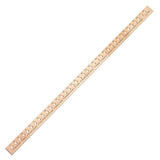 1m planting ruler, wooden, by Burgon & Ball