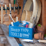 Shed Tidy - Petrol Blue