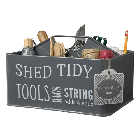 Shed Tidy - Slate Grey