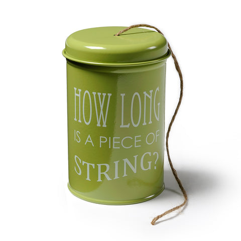 Twine in a Tin - Lime Green