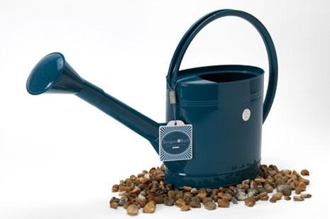 5 Litre Watering Can - Petrol Blue