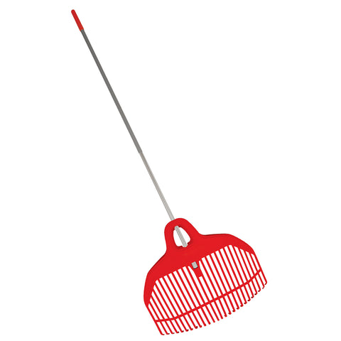 Corona BigLOAD Junior Leaf Rake from Burgon & Ball