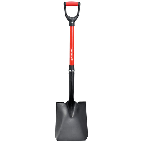 Corona Lightweight Square End Shovel from Burgon & Ball