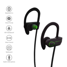 TECEVO S4 Sports Wireless Bluetooth Headphones