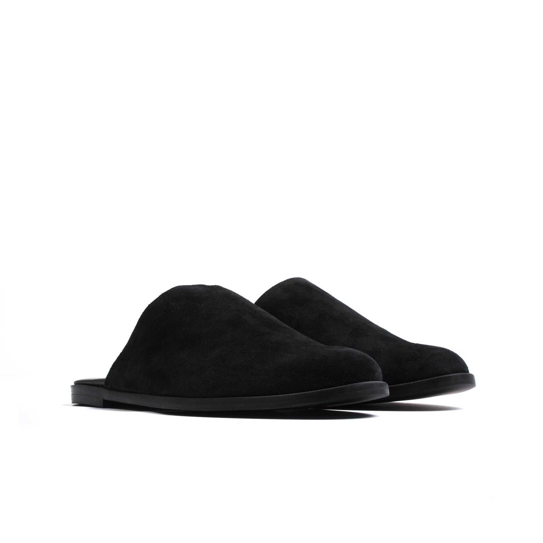 Anette Black Suede