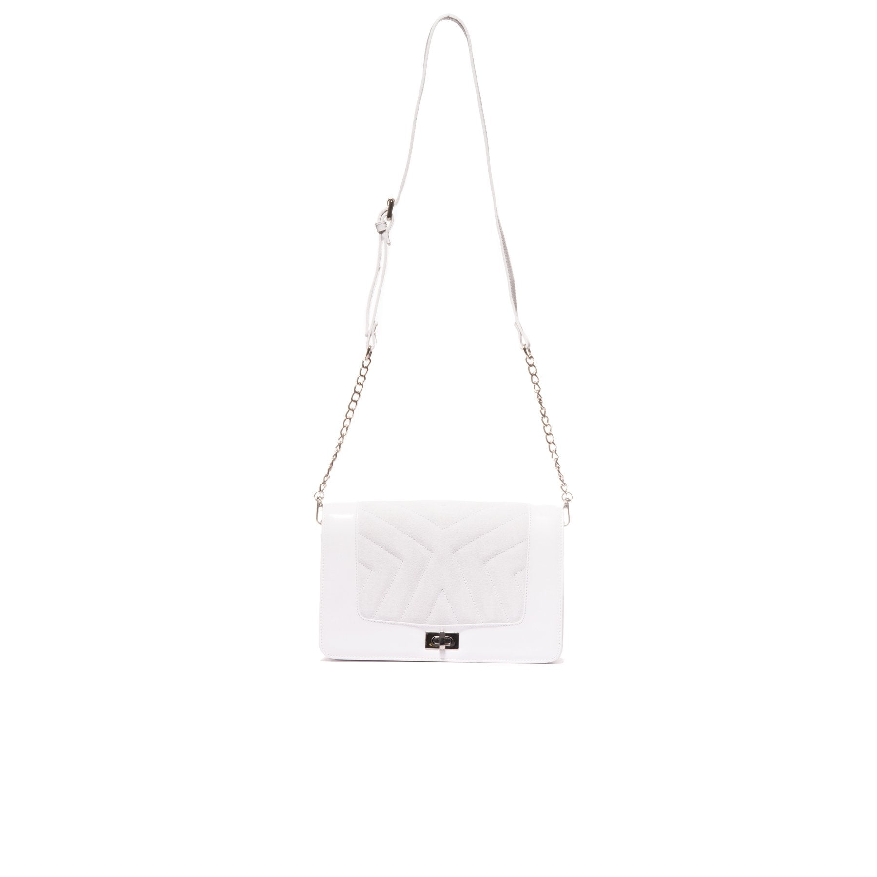 Georgie White Leather