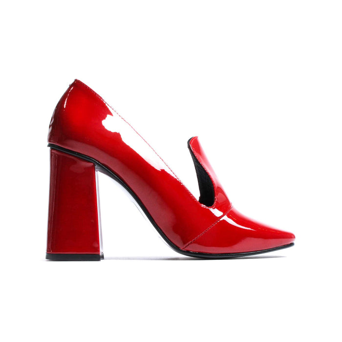 Celia Red Patent Leather