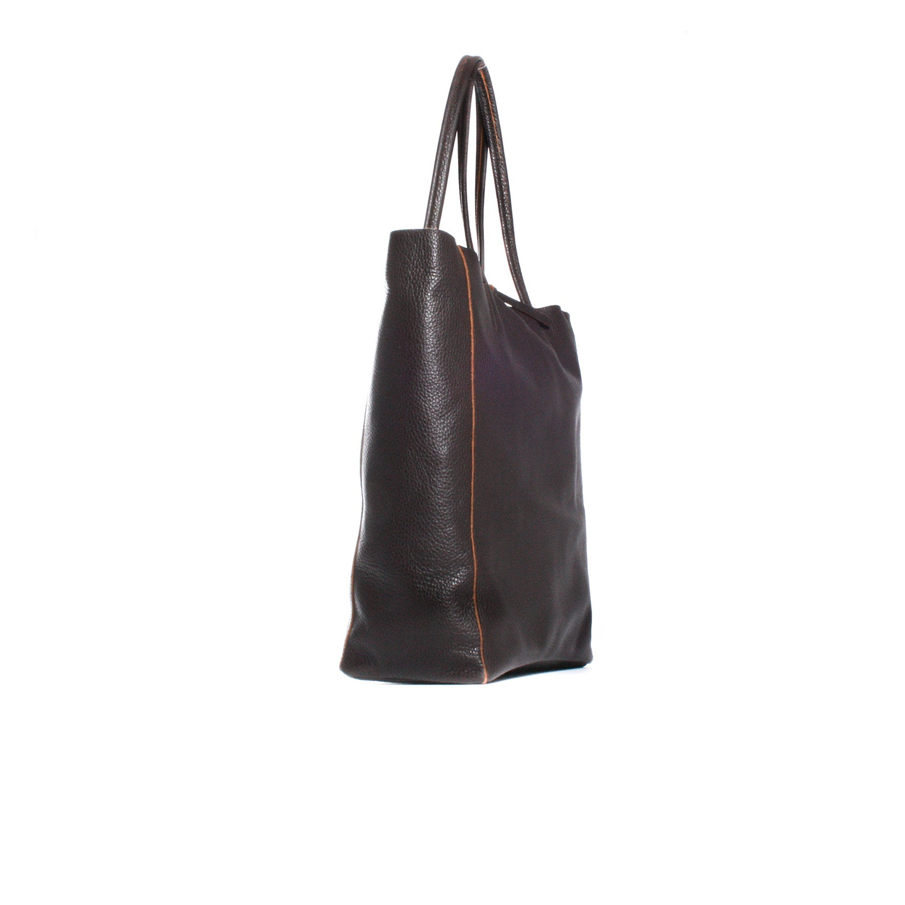 Colette Brown Leather