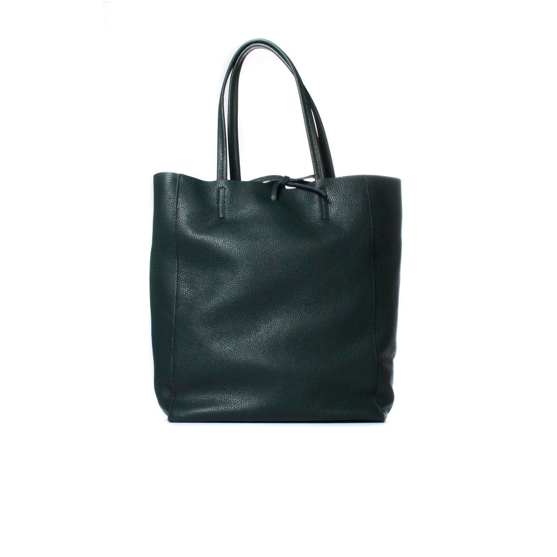 Colette Green Leather
