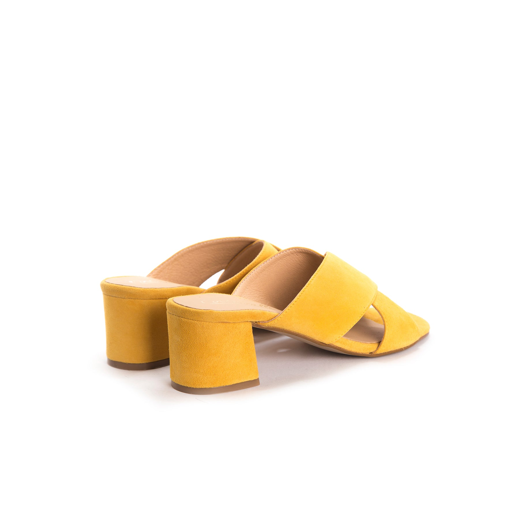 Illy Yellow Suede