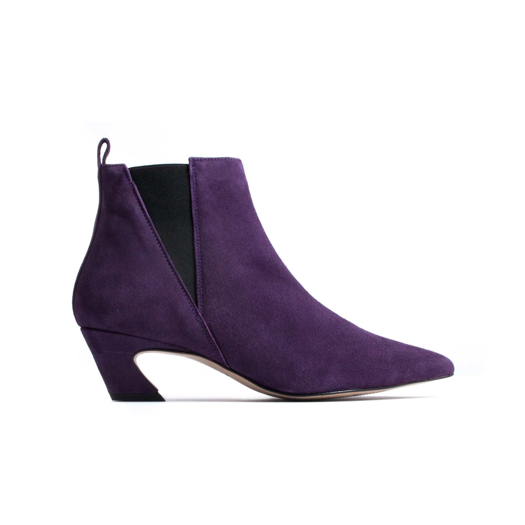 Keylas Purple Suede